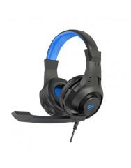 Накладні навушники Havit HV-H2031D Gaming (Black / Blue)