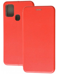 Книга Premium Samsung Galaxy A21s (червоний)
