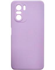 Чохол Candy Xiaomi K40/ K40 Pro/ K40 Pro+/ Poco F3 (лавандовий)