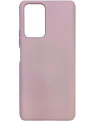 Чохол Silicone Case Xiaomi Redmi Note 10 Pro (бежевий)