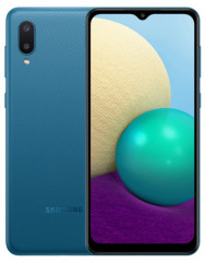 Samsung A022G Galaxy A02 2/32GB (Blue) EU - Офіційний