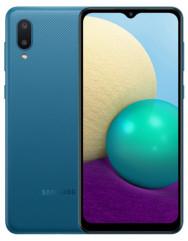 Samsung A022G Galaxy A02 2/32GB (Blue) EU - Официальный