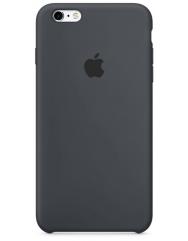 Чохол Silicone Case Iphone 5/5s/SE (темно-сірий)
