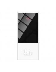 PowerBank Baseus Super Mini Display 20000 mAh (White) PPMN-B02