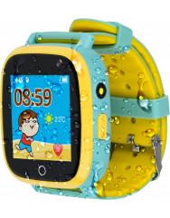 Дитячий розумний годинник AmiGo GO001 iP67 (Green)