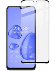Скло броньоване Samsung Galaxy A22 (5D Black)