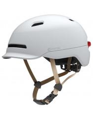 Розумний шолом Smart4u City Qingqi SmartHelmet (White)