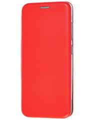 Книга Premium Samsung Galaxy A12 (червоний)