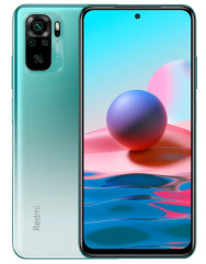 Xiaomi Redmi Note 10 4/64GB (Lake Green) EU - Официальный