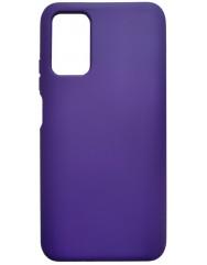 Чохол Silicone Case Poco M3/Redmi 9T (фіолетовий)