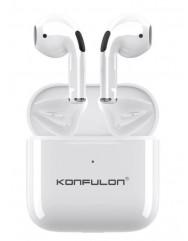 TWS навушники Konfulon BTS-11 (White)