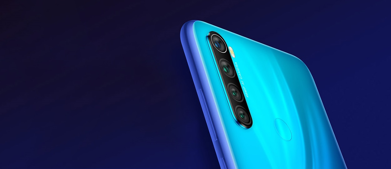 Смартфон Xiaomi Redmi Note 8T